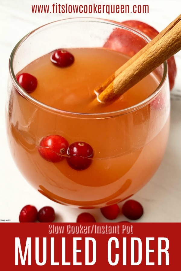 another pinterest pin for slow cooker instant pot mulled cider