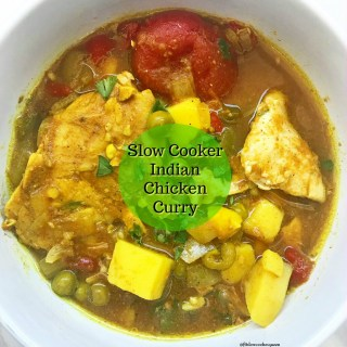 This easy Indian spiced chicken curry is not just an aromatic and flavorful dish, it's also paleo and whole30 compliant.
