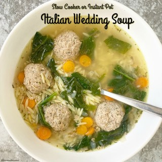 cover pic for Slow CookerInstant Pot Italian Wedding Soup (5)