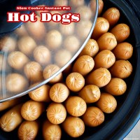 Slow Cooker/Instant Pot Hot Dogs
