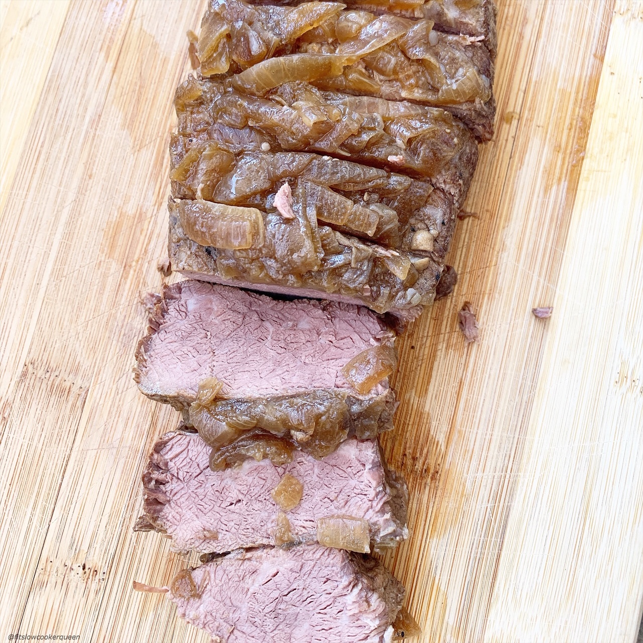 Brisket was made for slow cooking! This easy brisket paleo, whole30, and low-carb brisket can be made in your slow cooker or your Instant Pot.