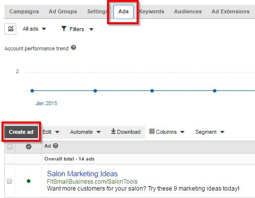 Bing Ads Adicional