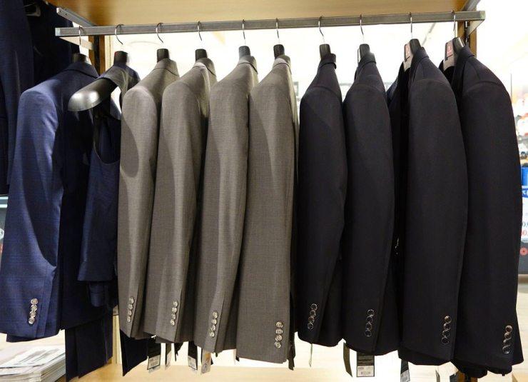 Visual Merchandising Suits
