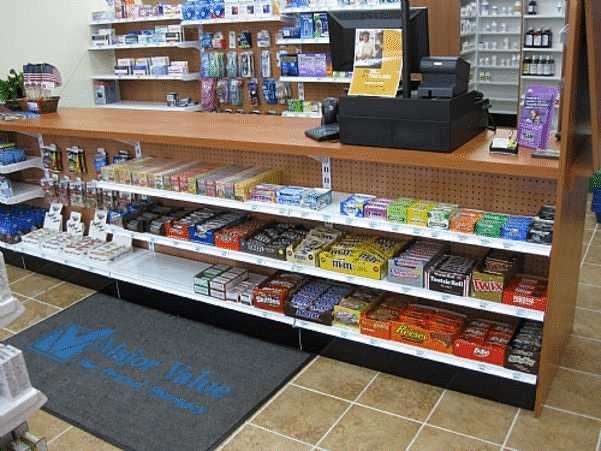 Visual Merchandising Cash Register
