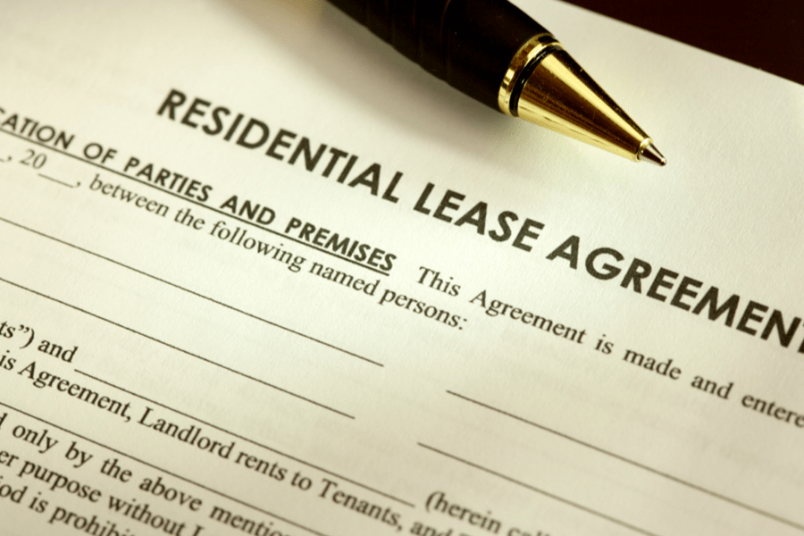 lease agreement     Letter and Agreement Template Residential Lease Agreement   Free Downloadable Templates