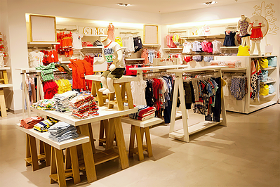 how to set up your retail lighting in 4