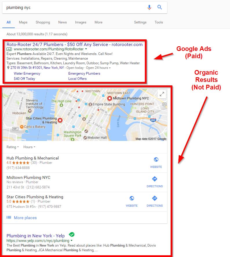Google Advertising, Google Ads, Google Adverts, Lusaka, Zambia