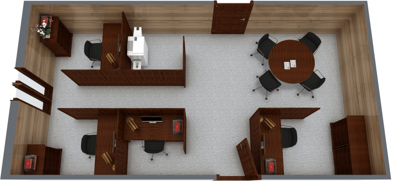 How To Design An Open Office Layout & Alternative Ideas