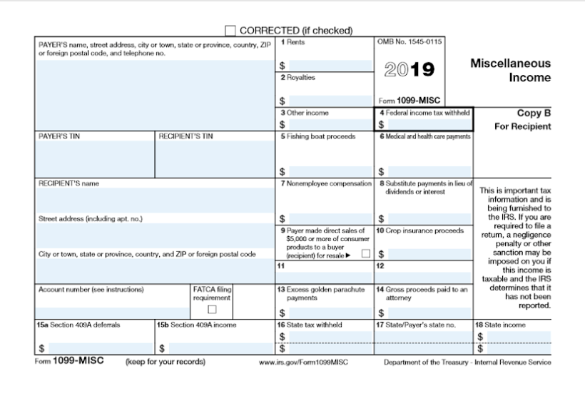 1099 form irs 2019  W9 vs 9: IRS Forms, Differences, and When to Use Them ...