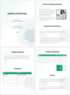 Free Business Proposal Template thumbnail
