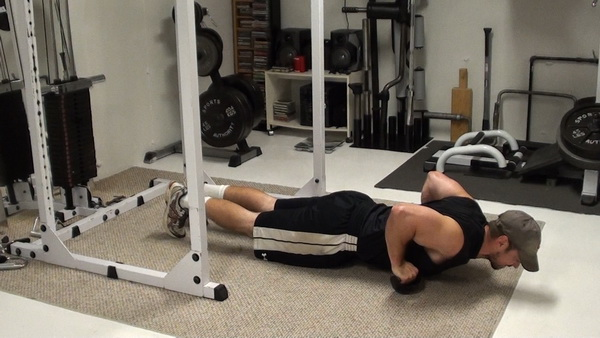 Unstable Push-Up Handles
