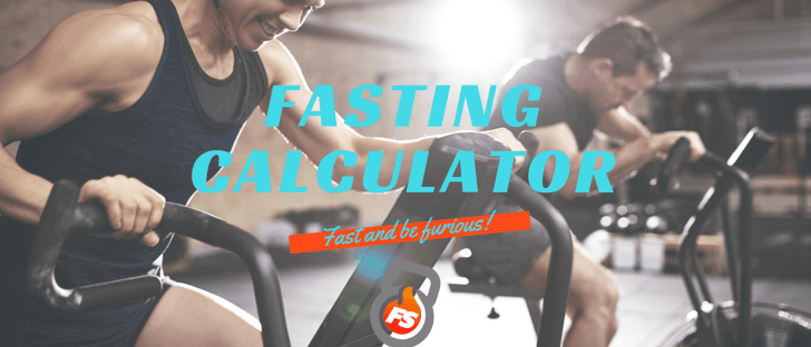 fitstinct fasting calculator