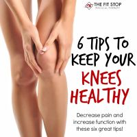 6 Tips To Keep Your Knees Healthy