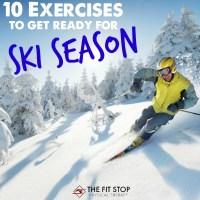 10 Exercises To Get Ready For Ski Season