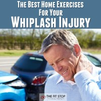 Best Exercises For Whiplash