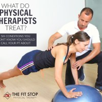 What Do Physical Therapists Treat
