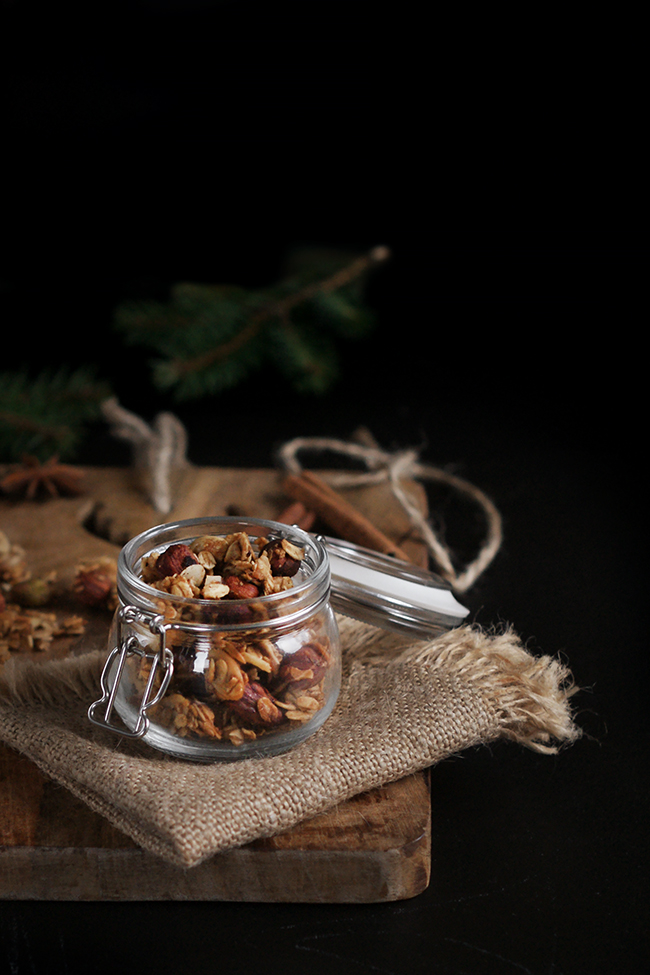 Zimowa granola