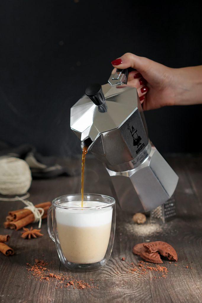 Najlepsze korzenne latte