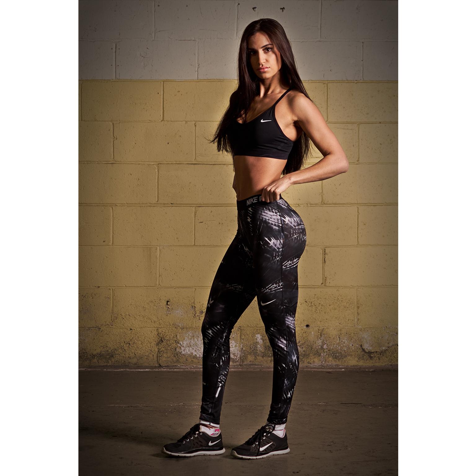 Toronto-Fitness-Model-Agency-Fitness-Nike-Commercial-Portrait-Elizabeth-Ruffolo
