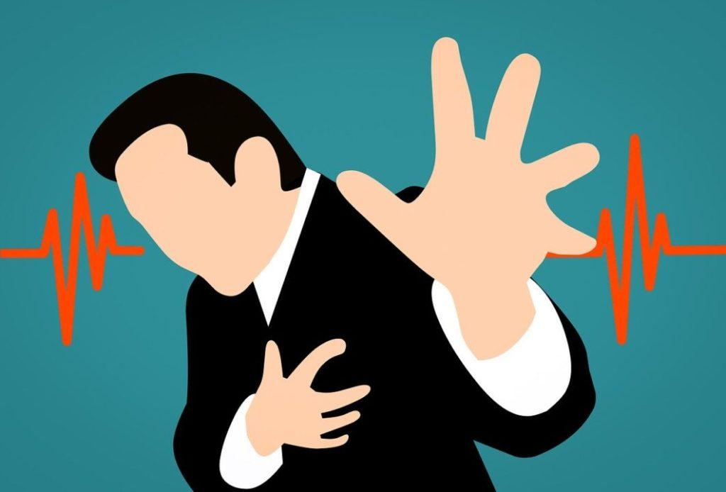 Heart attack हार्ट अटैक के कारण लक्षण और उपचार