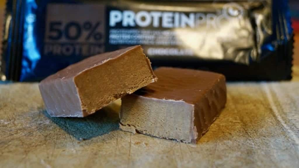 Protein Pro Chocolate from FCB Sweden