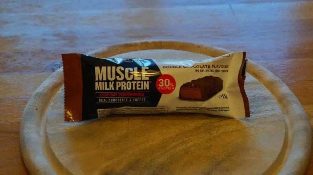 Cytosport Muscle Milk Proteinriegel