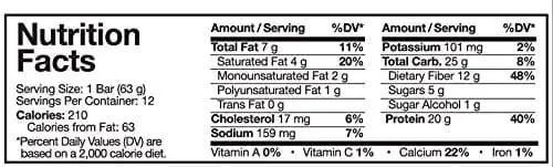 Combat Crunch Proteinriegel Nährwerte
