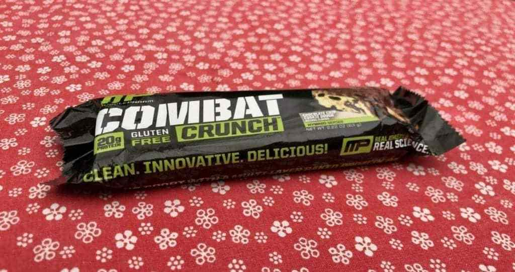 Musclepharm Combat Crunch Chocolate Cookie Dough