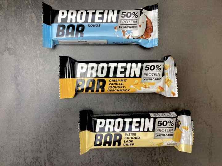 Lohnt es sich den Protein Bar 50 % Kaufen?