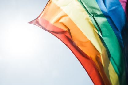 Like supportive classroom conversations, this LGBT rainbow flag shows gay students that they are normal and embraced for who they are. One of the best classroom management strategies is helping all your students feel valued.