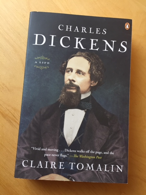 Charles Dickens: A Life is on my Reading Challenge 2018 List!