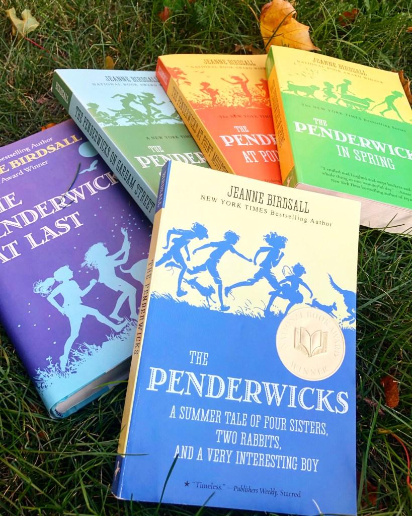 The Penderwicks is my favorite 4th grade book series.