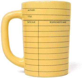 Tired teacher need tea and coffee. Period.
