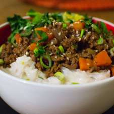 Fitter Food Beef Bulgogi