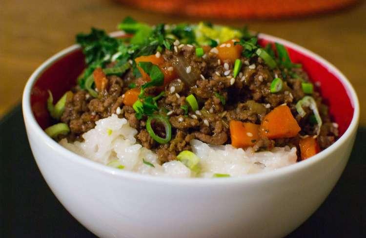 Fitter Food Beef Bulgogi