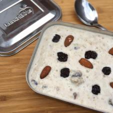 Overnight Vanilla & Cherry Protein Oats