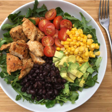Fitter Food's Mexican Buddha Bowls