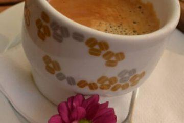 Espresso Coffee Close Up
