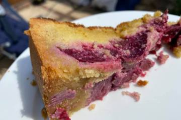 Pork Pie Cake
