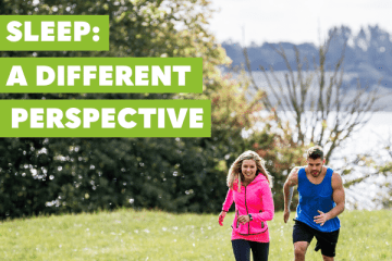 Fitter Food Radio 134 - Sleep: A Different Perspective