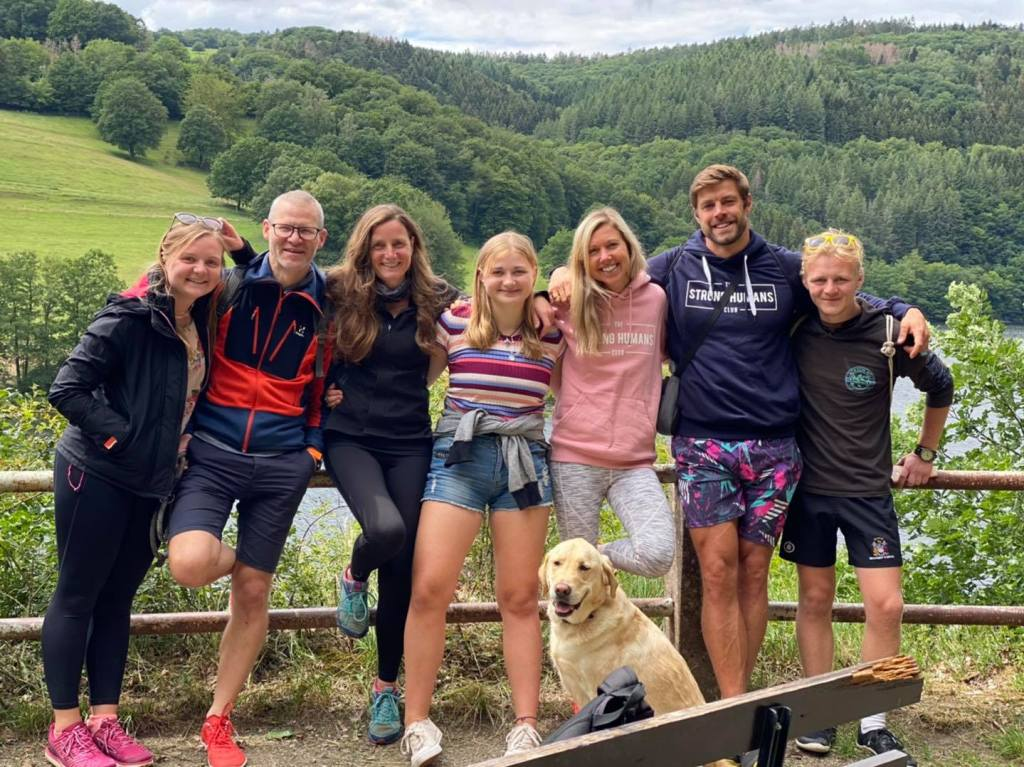 Do You Suffer From Social Guilt? Matt & Keris on Holiday in Germany