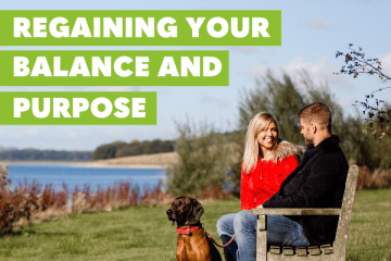 Fitter Food Radio 152 - Regaining Balance and Purpose