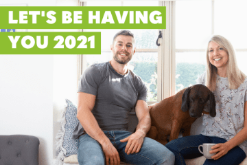 Fitter Food Radio - Let's Be Having You 2021 - health and fitness podcast