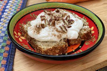 Breakfast Carrot Cake