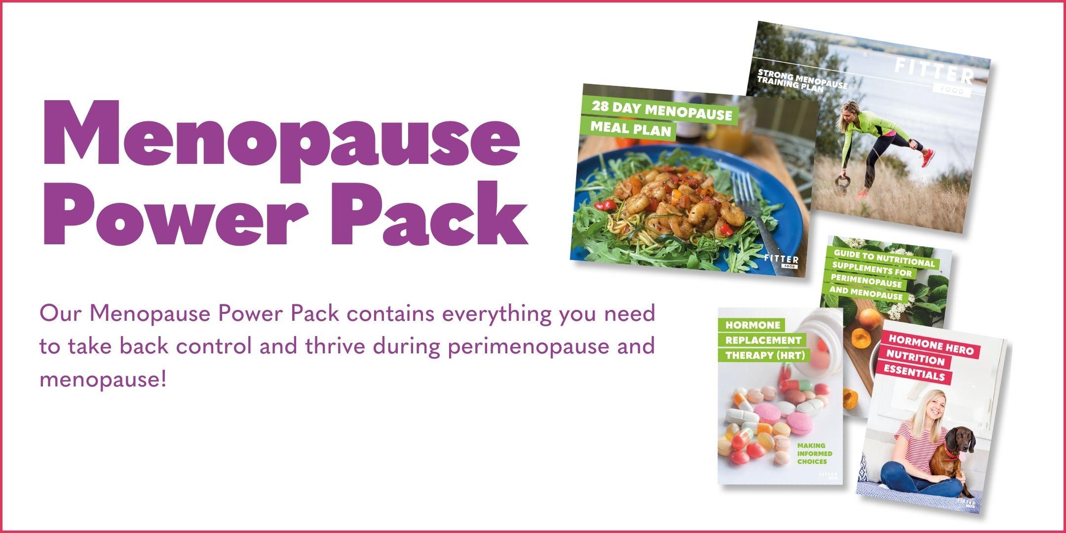 Menopause Power Pack Promo Image