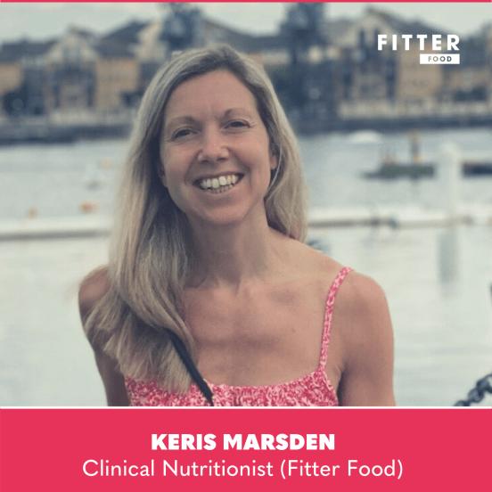 21 Day Menopause Support Hub - Keris Marsden, Fitter Food
