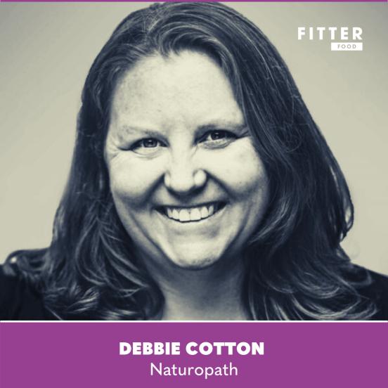 21 Day Menopause Support Hub - Debbie Cotton