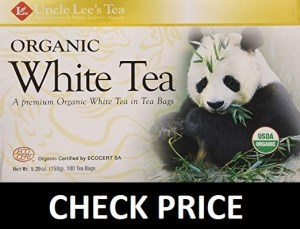 Best White Tea Brands-Organic White Tea Bags​