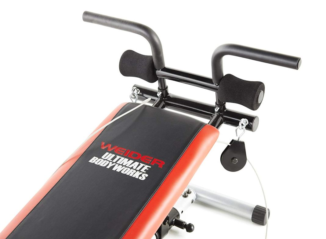 Weider Ultimate Body Works vs Total Gym