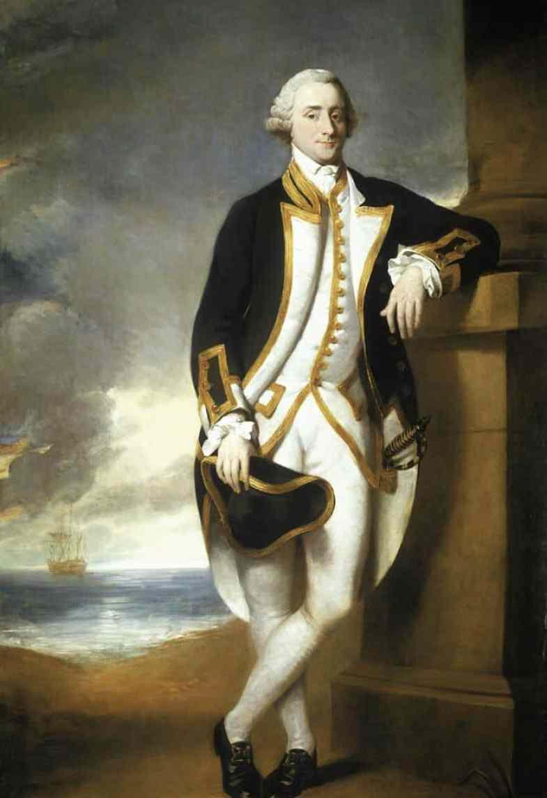 Captain's uniform British